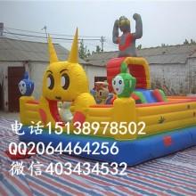 厂家直销儿童充气城堡 中小型蹦蹦跳跳床