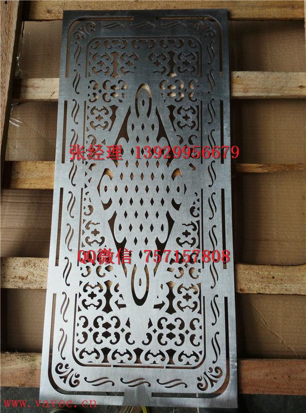 欧式不锈钢花格屏风隔断价格定做图片|欧式不锈钢