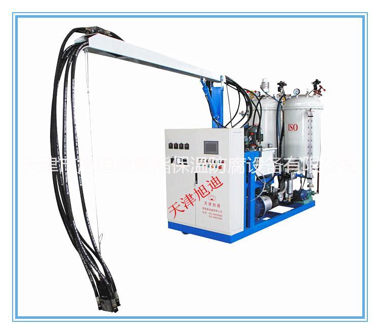 供应天津旭迪牌聚氨酯高压发泡机100D,发泡机价格,发泡机厂家