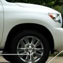 北美丰田红杉汽车叶子板叶子板内衬图片