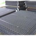 江西新余黑钢丝钢丝网、45碳钢筛网图片