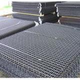 供应二连浩特65锰钢轧花网、高锰钢筛网