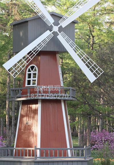 供应广东专业设计制作荷兰风车电话,广东景观风车荷兰风车制作商