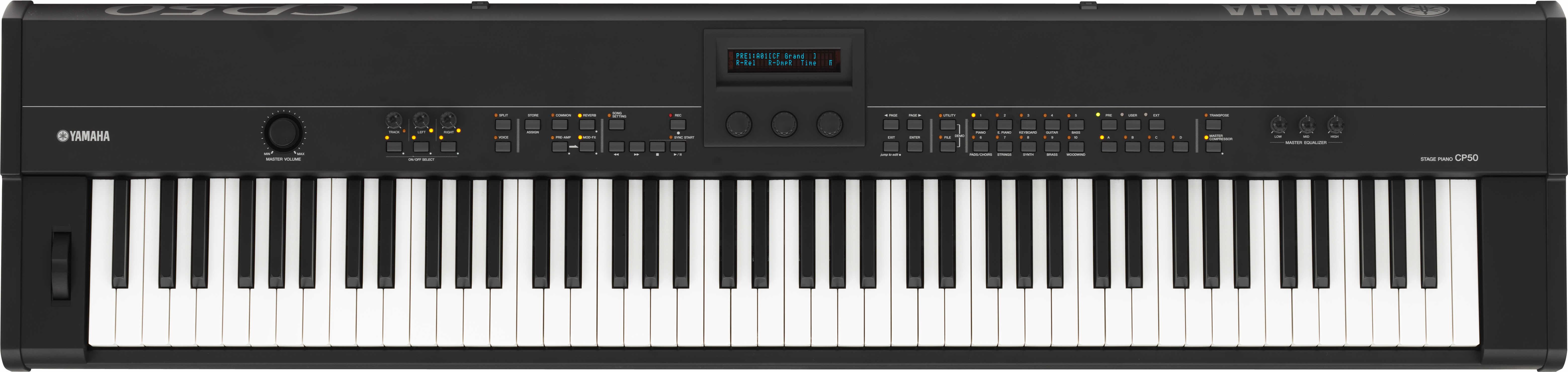 舞台电钢琴公司,舞台电钢琴供应商  供应雅马哈舞台电钢琴cp50主要图片