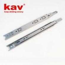 供應用于抽屜的kav不銹鋼滑軌鋼珠滑軌抽屜滑軌圖片