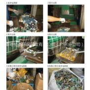 废弃金属销毁废料销毁废电线销毁图片