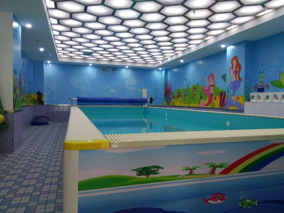 河北唐山幼儿园必备大型儿童游泳池批发