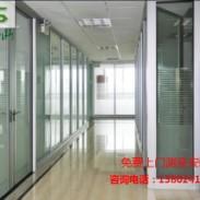 供应铝合金高隔断玻璃高隔断价格图片