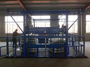 供应导轨链条式升降机货梯