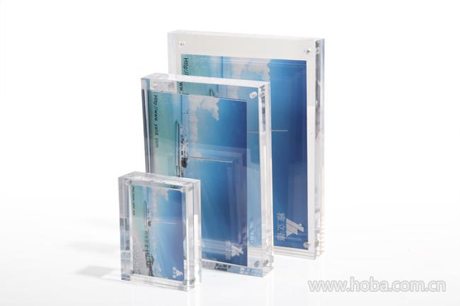 供应有机玻璃相框相架制作