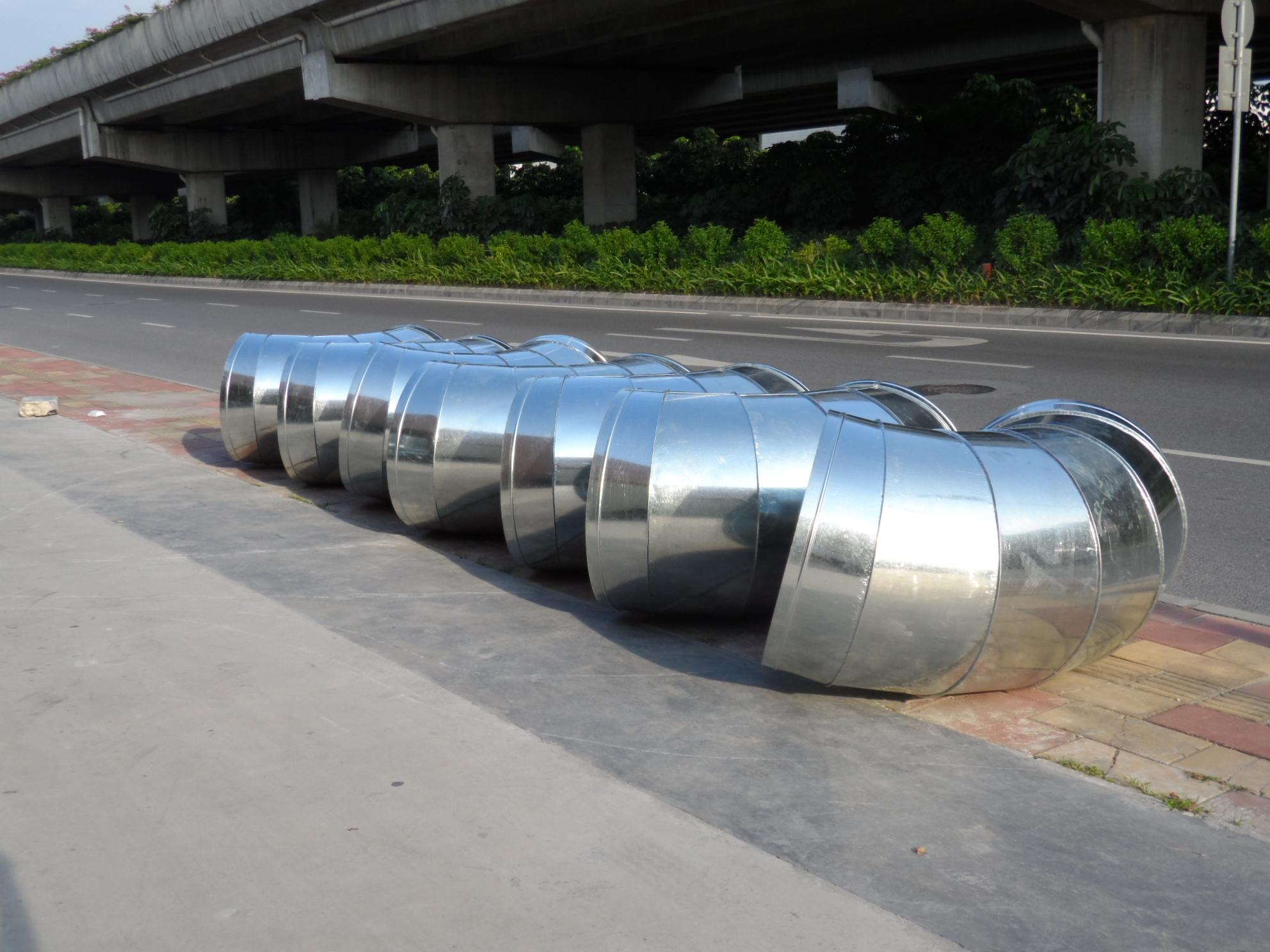 供应用于大厦的建筑消防管道弯头配件