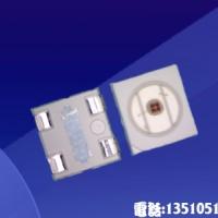 供应LED贴片式3535红光贴片led灯珠厂家现货可定做3535灯珠性能稳定