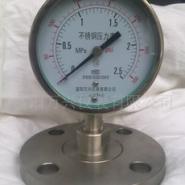 杭州Y-60BF不锈钢压力表厂家图片