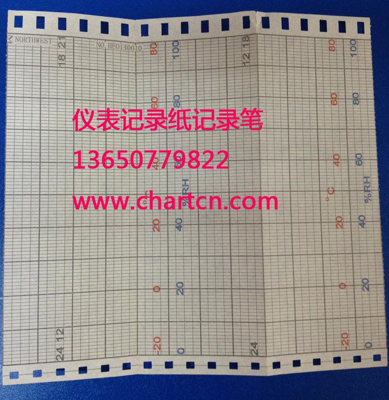 供应佐腾7天SKC1681540温湿度记录纸
