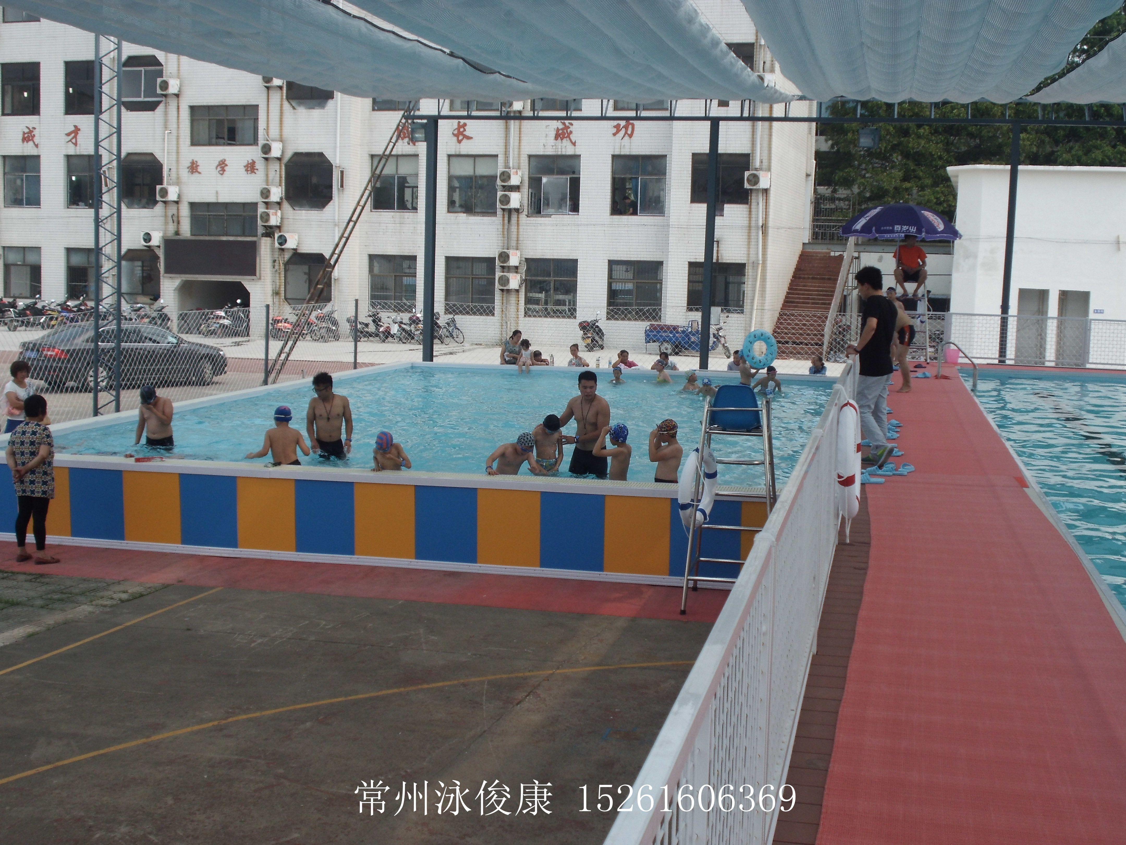 钢结构游泳池价格