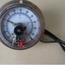 供应电接点压力表/泡沫机专用压力表,YXC100BF-ZT电接点压力表价格