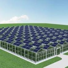 温室大棚造价温室工程建设山东豪达瑞科光伏温室批发