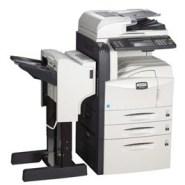 北京理光3025彩色打印复印机出租图片