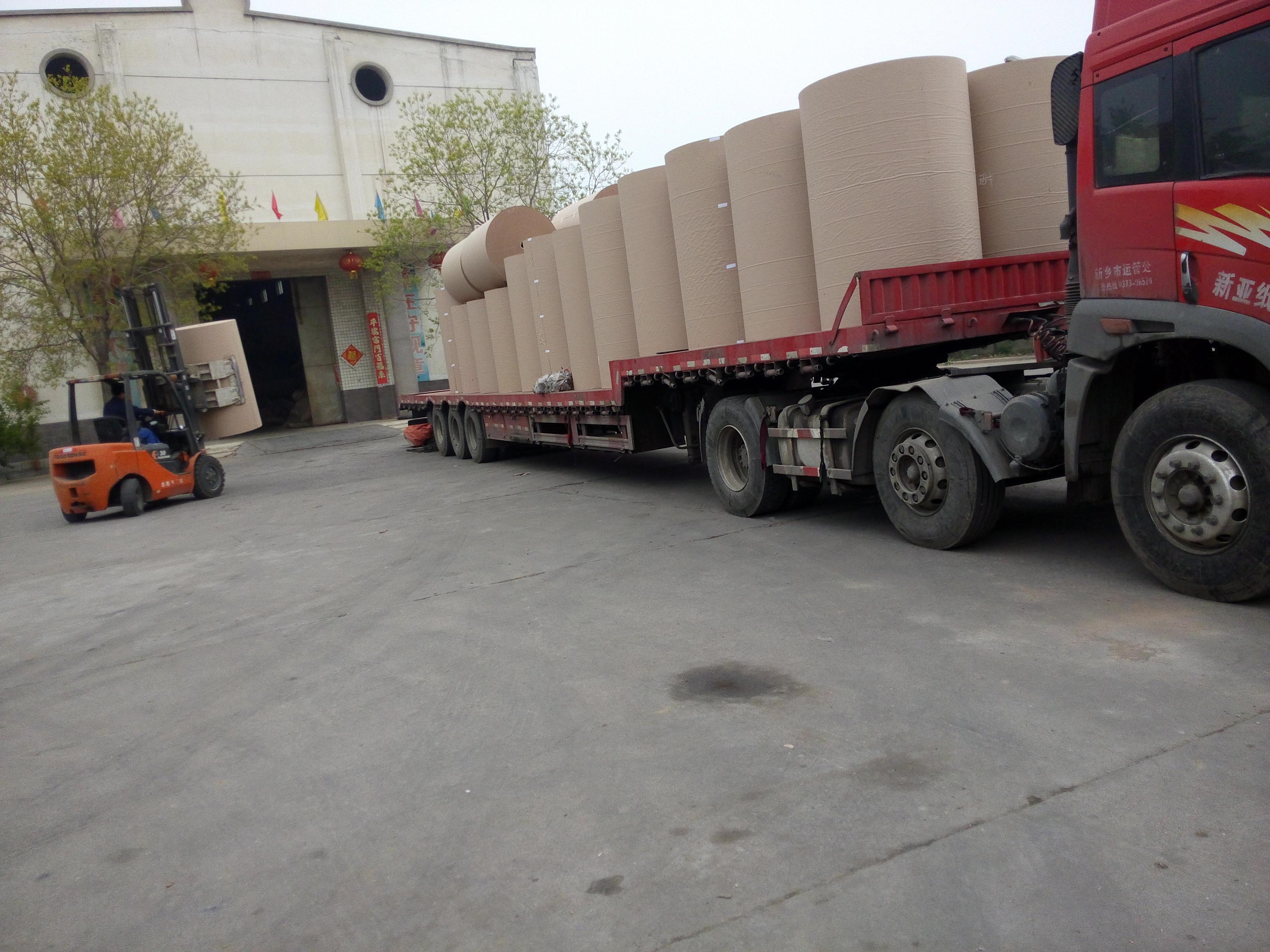 供应80克瓦楞原纸厂家