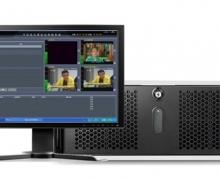 供应用于广电设备的硬盘播出字幕机XRS500收录系统