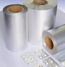 直销虫草高端包装铝箔 药用复合硬片 定做冷冲压铝箔包装材料图片