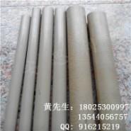 耐高温防静电材料-黑色PEEK棒图片