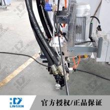 供应PU聚氨酯冰箱保温层低压发泡机批发