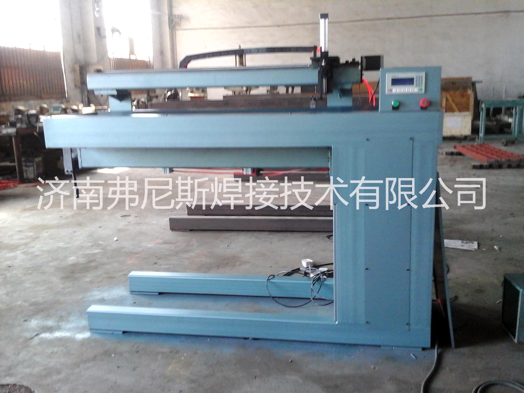 供应平板对接直缝自动焊接机