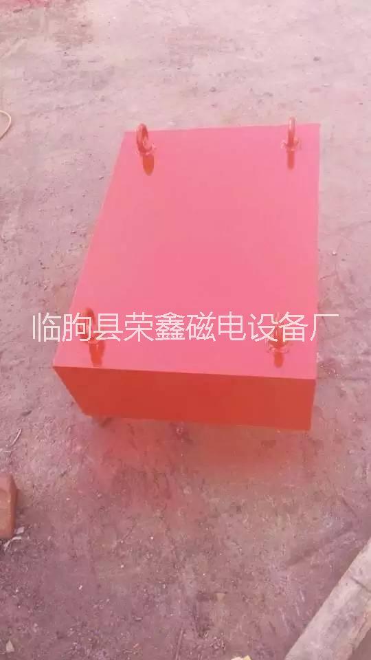 厂家生产销售用于排除铁杂质|保护生产设备|保护破碎机的陶瓷厂专用永磁除铁器