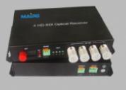 数字光端机 8路视频带1路485图片