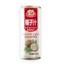 易拉罐椰子汁贴牌代工服务