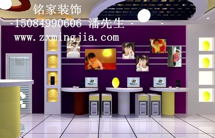 湖南株洲湘潭照相馆店面装修设计,批发