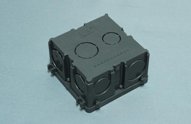 供应pvc阻燃耐高温接线盒(明盒/暗盒)