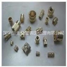 供应用于五金零件|紧固件|连接件的螺母硬质阳极氧化本色图片