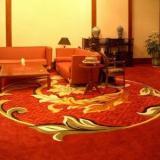 供应西安工程地毯批发手工地毯定制