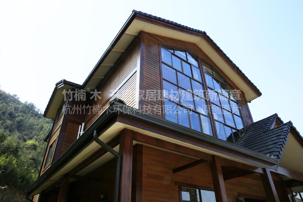 框架结构房,丽水木屋,三层木屋