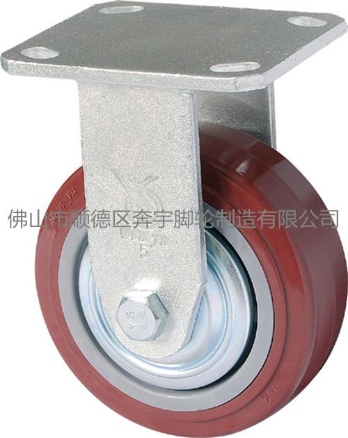 重型超级聚氨酯轮 工业脚轮 定向图片/重型超级聚氨酯轮 工业脚轮 定向样板图 (2)