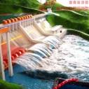 丹江口电站动态仿真模型图片
