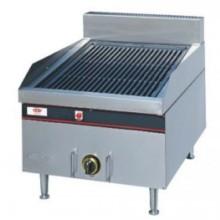 供应金盈不锈钢高效能燃气岩火烧烤炉/节能炉具/东莞厨具批发