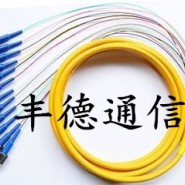 12芯束状尾纤图片