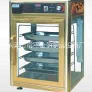 披萨旋转保温柜/盘架式食品保温柜图片
