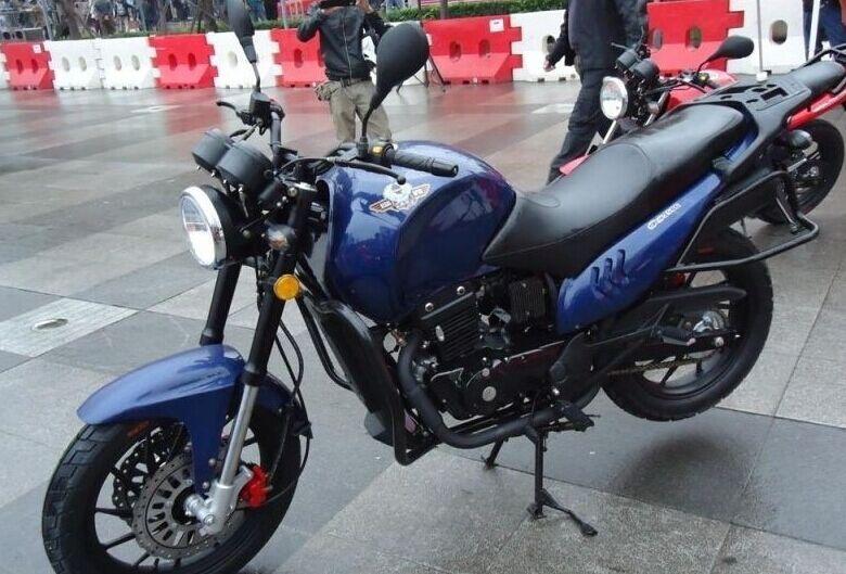 摩托车大地鹰王dd350g的电路图
