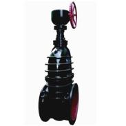 Z545T-10伞齿轮铸铁暗杆闸阀厂家图片