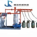 供应残液回收装置