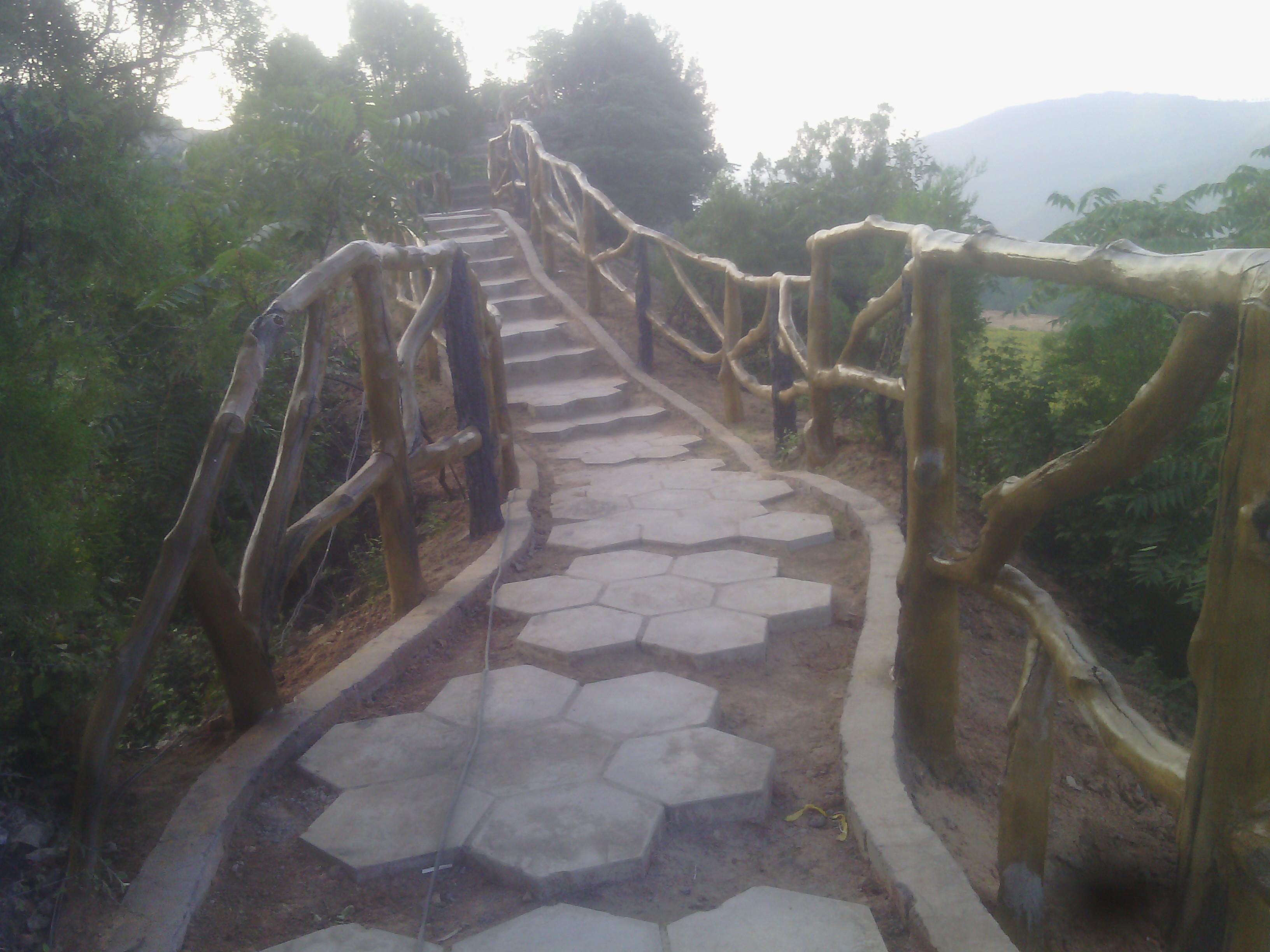 碑林区专业制作仿木栏杆