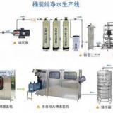 供应上海全自动桶装水生产线,1T/H桶装水设备,桶装水灌装机,专业桶装水生产设备