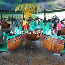 创艺供应景区公园情侣飞车游乐设备@大型游乐设备