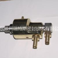 供应用于橡胶机械的橡胶挤出机专用旋转接头