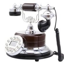 供应用于通信,摆设|办公室,婚庆的高端时尚奢华仿古电话机宫廷风格批发