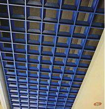 供应用于吊顶材料的塑料格栅 塑料格栅价格
